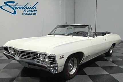 1967 Chevrolet Impala for sale 100957362