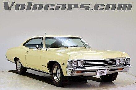 1967 Chevrolet Impala for sale 100968375