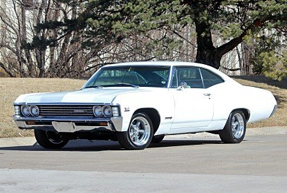 1967 Chevrolet Impala for sale 100968437