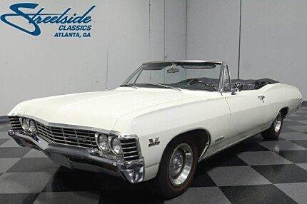 Chevy Impala 1967 Black