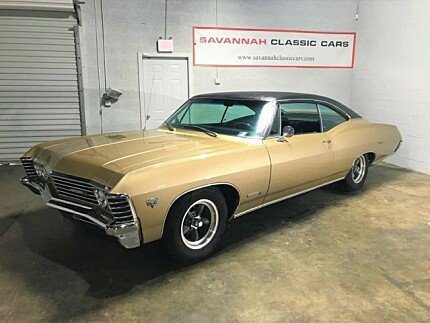 1967 Chevrolet Impala for sale 100972096