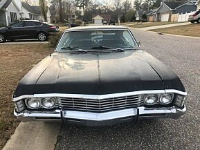 1967 Chevrolet Impala for sale 100999335