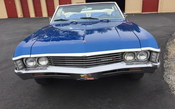 1967 Chevrolet Impala SS for sale 101025285