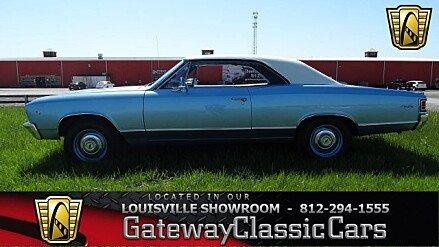 1967 Chevrolet Malibu for sale 100982580