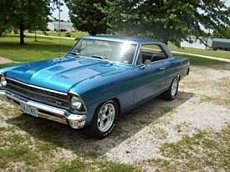 1967 Chevrolet Nova for sale 100728441