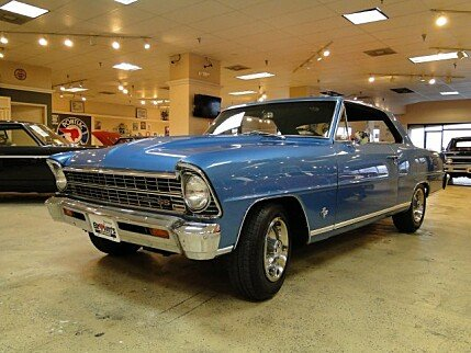 1967 Chevrolet Nova for sale 100850224