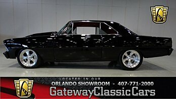 1967 Chevrolet Nova for sale 100739629