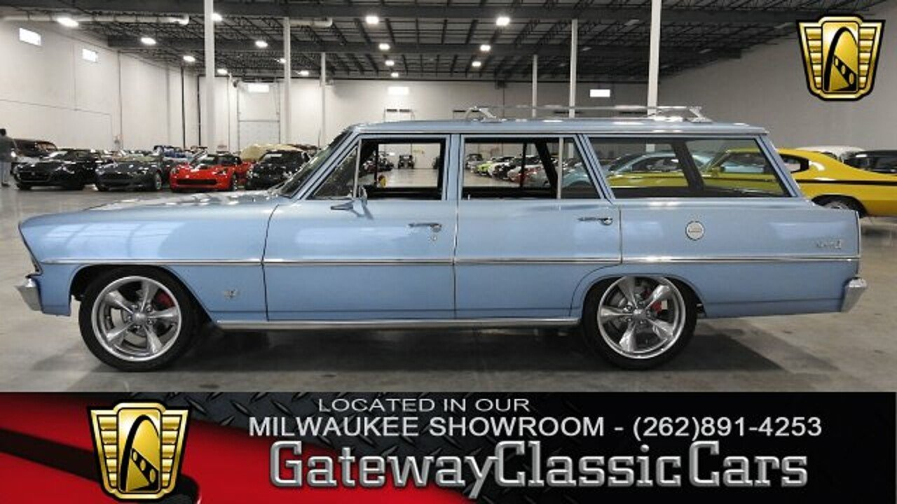 1967 Chevrolet Nova for sale 100965217