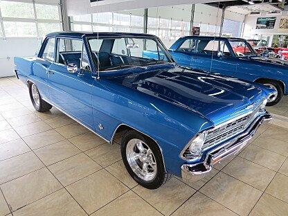 1967 Chevrolet Nova Coupe for sale 100977260