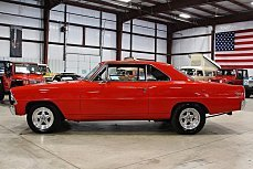 1967 Chevrolet Nova for sale 100871407