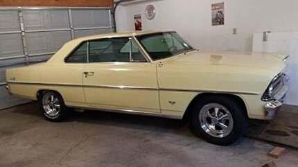 1967 Chevrolet Nova for sale 100886813