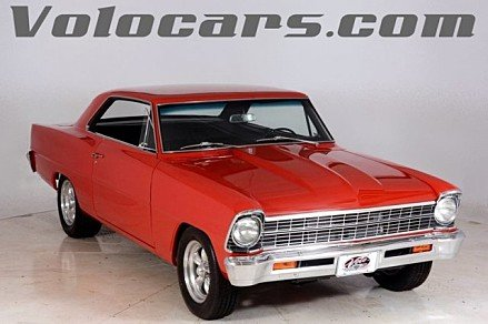 1967 Chevrolet Nova for sale 100888067