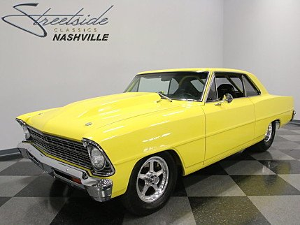1967 Chevrolet Nova for sale 100905400
