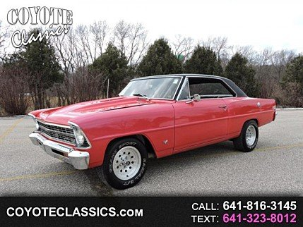 1967 Chevrolet Nova for sale 100944051