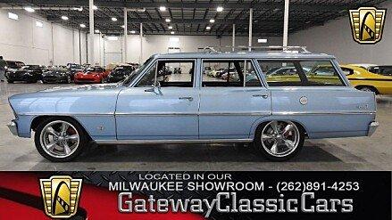 1967 Chevrolet Nova for sale 100945315