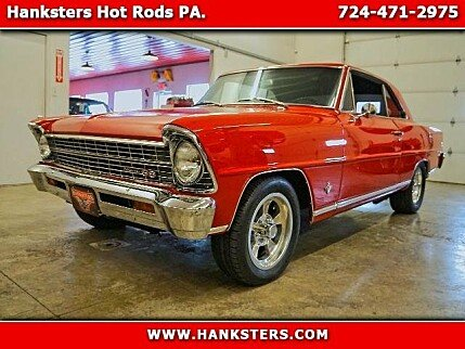 1967 Chevrolet Nova for sale 100966938
