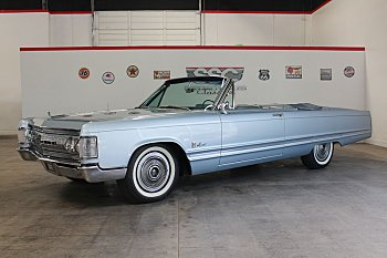 1967 Chrysler Imperial for sale 100893350