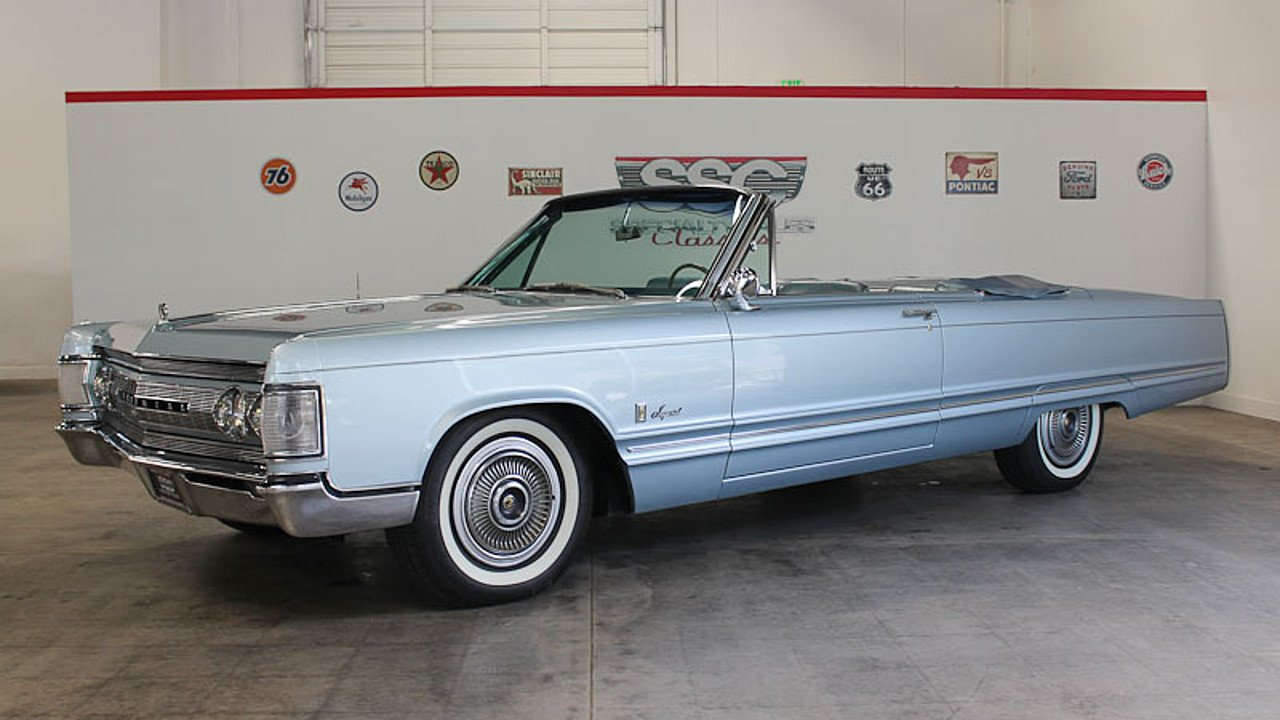1967 Chrysler Imperial for sale near Fairfield, California 94533 ...