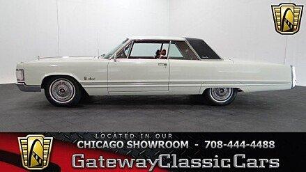1967 Chrysler Imperial for sale 100772163