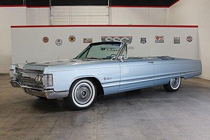 1967 Chrysler Imperial for sale 100893350