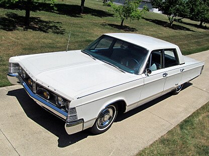 1967 Chrysler New Yorker for sale 100775252