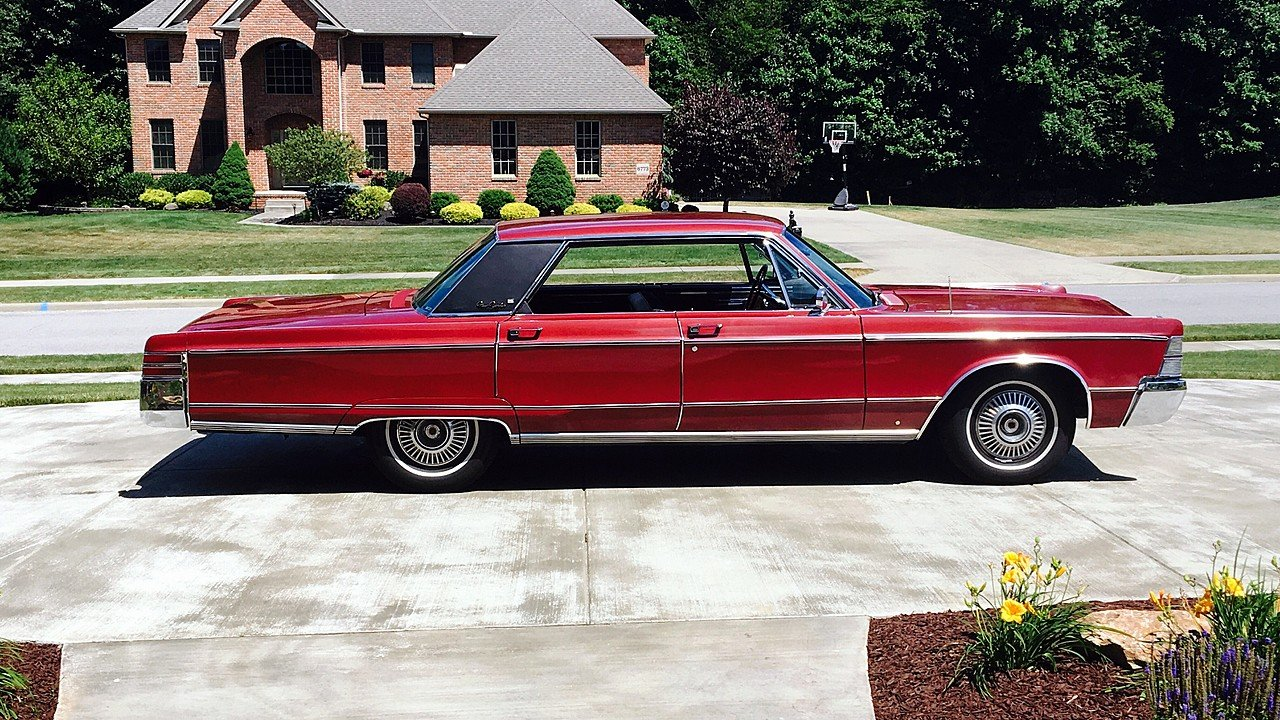 1967 chrysler new yorker for sale near lake milton ohio 44429 classics on autotrader. Black Bedroom Furniture Sets. Home Design Ideas