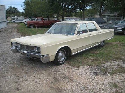 1967 Chrysler Newport for sale 100875092