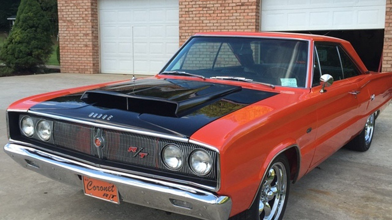 1967 Dodge Coronet for sale 100816694