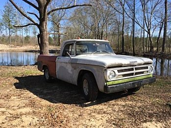 1967 Dodge D/W Truck for sale 100848328