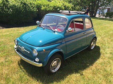 1967 FIAT 500 for sale 100883796