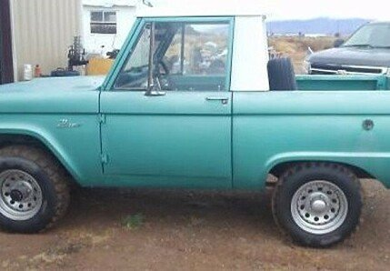 1967 Ford Bronco for sale 100961236