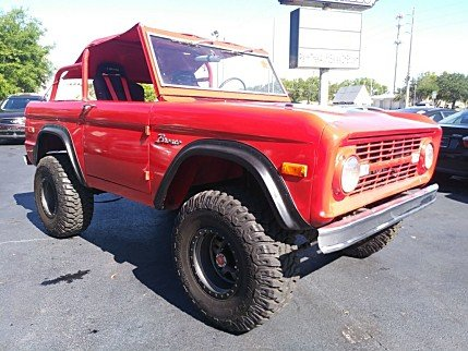 1967 Ford Bronco for sale 100980080