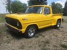 1967 Ford F100 for sale 100840691