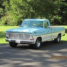 1967 Ford F100 for sale 100860609