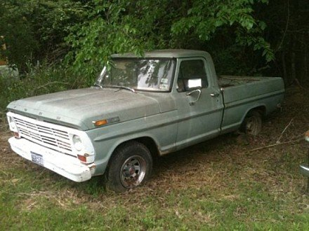 1967 Ford F100 for sale 100884860
