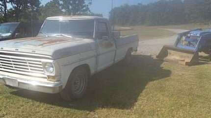 1967 Ford F100 for sale 100925838