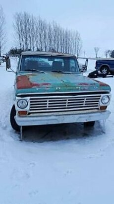1967 Ford F100 for sale 100961887