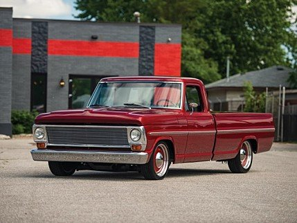 1967 Ford F100 for sale 101017907