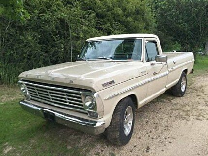 1967 Ford F250 for sale 100837066