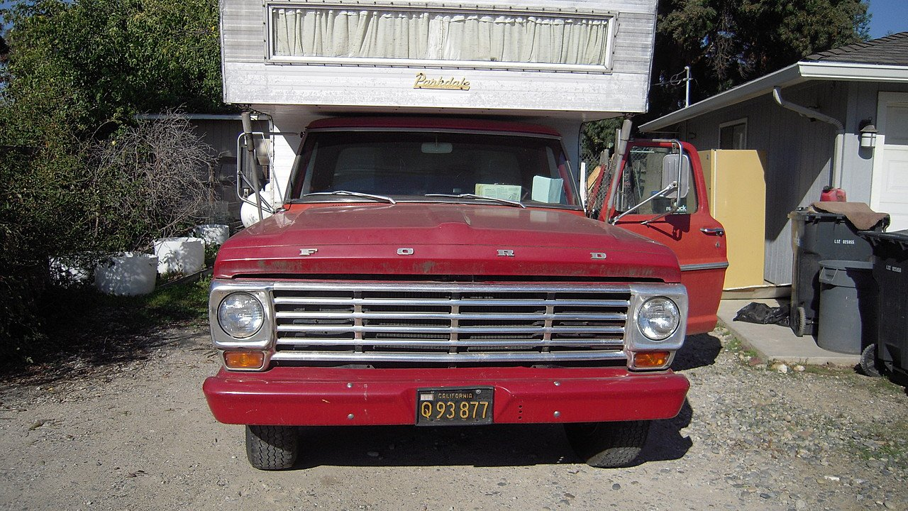 1967 Ford F250 Classics For Sale On Autotrader 1970 Crew Cab 2wd Regular 100821926