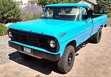 1967 Ford F250 for sale 100900382