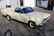 1967 Ford Fairlane for sale 100722377