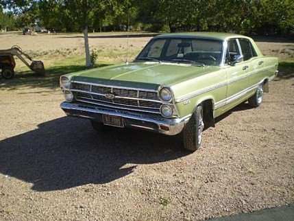 1967 Ford Fairlane for sale 100966610