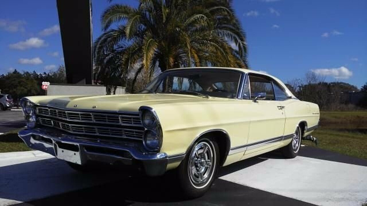 1967 Ford Galaxie for sale near Cadillac, Michigan 49601 - Classics ...