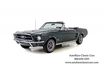 1967 Ford Mustang for sale 100842601