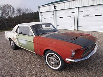 1967 Ford Mustang for sale 100856431