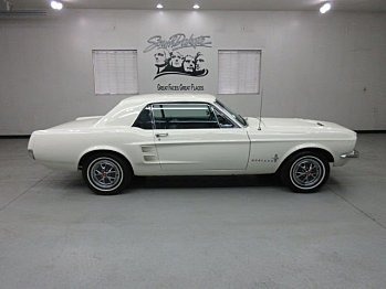 1967 Ford Mustang for sale 100732294