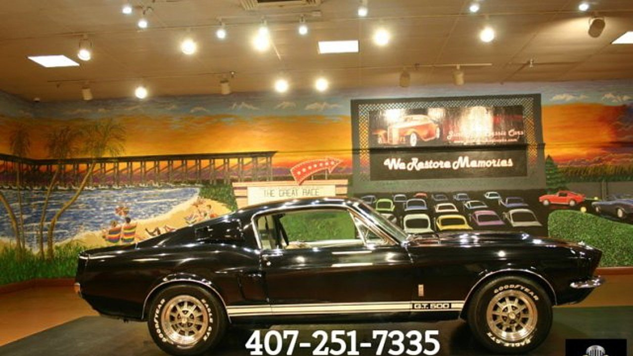 1967 Ford Mustang for sale near Orlando, Florida 32837 - Classics on ...