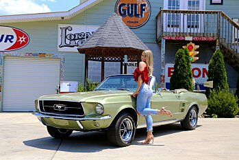 1967 Ford Mustang for sale 100891100