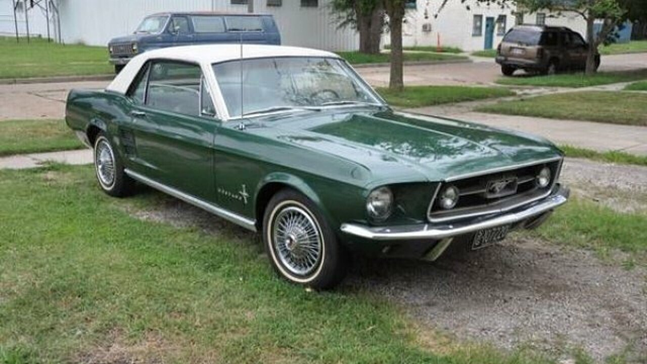 1967 Ford Mustang for sale 100895517